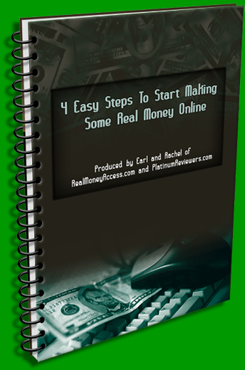 4 Easy Steps To Start Making Some Real Money Online